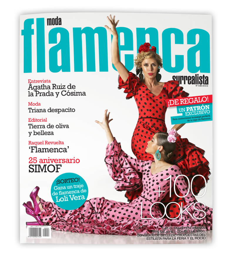 Moda Flamenca Surrealista 7